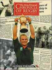 """THE DAILY TELEGRAPH CHRONICLE OF RUGBY"" NORMAN BARRETT"
