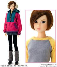 Sekiguchi Petworks Momoko Doll Boylish Outdoor 1/6 Fashion Doll Obitsu Azone