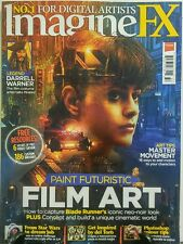 Imagine FX UK Christmas 2016 Paint Futuristic Film Art Digital FREE SHIPPING sb