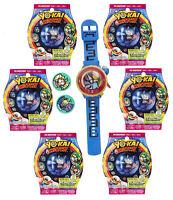 Yo-Kai Watch Model Zero With 14 Yo-Motion SEASON 2 Series 1 Medals