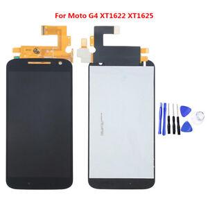 Digitizer Genuine LCD Touch Screen Assembly For Motorola Moto G4 XT1622 XT1625