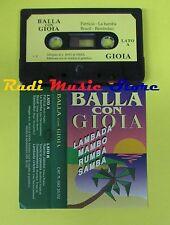 MC balla con GIOIA lambada mambo rumba samba PROMO 1992 26/92 no cd lp dvd vhs *