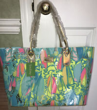 NWT Lilly Pulitzer Breezy Tote Beach Bag