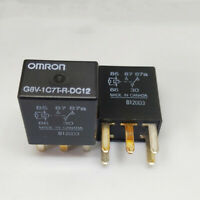 G8V-1C7T-R-DC12 OMRON Micro Automotive Relay 30A 24VDC 5 Pins