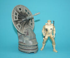 STAR WARS POTF2 DELUXE HOTH REBEL SOLDIER & LASER CANNON 100% COMPLETE KENNER