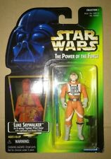STAR WARS POTF COLLECTION 1 LUKE SKYWALKER X-WING PILOT 1997 HASBRO KENNER MOC