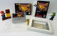 Super Nintendo SNES Spiel - Skyblazer + Anleitung + OVP - CIB