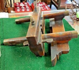 Vintage James Howarth Wooden Plough Plane
