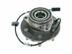 Front Left Wheel Hub Assembly For 03-05 Chevy GMC Astro Safari AWD RWD CM96T1