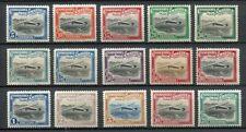37395) COMP. DE MOZAMBIQUE 1935 MNH** Aircrafts - Air Mail 15v.