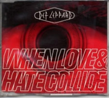 Warner Brothers Videos Pv95259 When Love & Hate Collide
