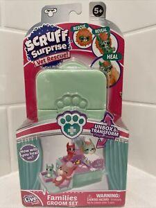 Little Live Pets Scruff Surprise Vet Rescue Families Groom Set