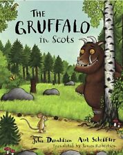 The Gruffalo in Scots New Paperback Book Julia Donaldson, Axel Scheffler, James