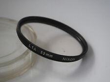 NIKON filtre L1 A diam 52