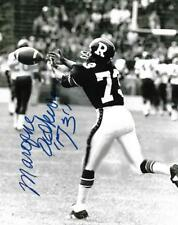 Margene Adkins Ottawa Rough Riders Football CFL signed 8x10 photo proof w/COA