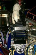 Addams Family Pinball Machine Polar Bear Ramp Mod