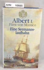 Albert I, Fürst von Monaco: Eine Seemannslaufbahn