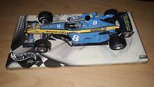 Fernando Alonso f1 modello di auto 1:18 RENAULT r26 Telefònica HOT WHEELS RACING