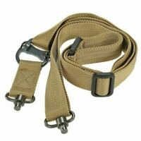 Nylon Tactical Rifle Gun Sling Belt Adjustable Quick Detach Swivel Hunting Strap