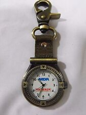 Vintage Outback Steak House strap on or Backpack Clip on Watch (ID#bin)