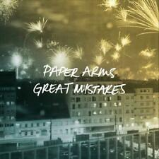 PAPER ARMS - Great Mistakes (CD) NEW