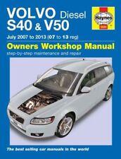 Manuali di assistenza e riparazione S40 per l'auto per Volvo