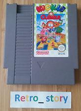 Nintendo NES Kickle Cubicle PAL