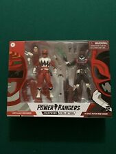 power rangers lightning collection psycho red set