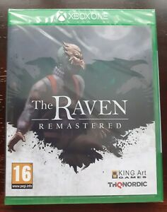 The Raven Remastered - Xbox One Game - New & Sealed