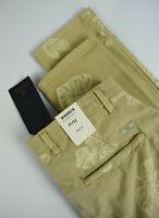 RRP €129 SCOTCH & SODA WARREN Men W31/L32 Straight Stretch Sand Trousers 2988*mm