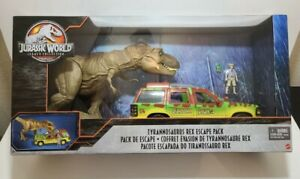 Jurassic World Legacy Collection Tyrannosaurus Rex Escape Pack IN HAND