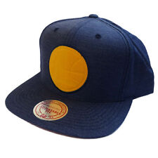 Mitchell & Ness Cut Heather Snapback GOLDEN STATE WARRIORS blue/yellow