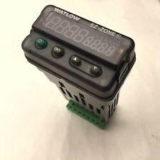 Watlow Pm3C1Cj-Aaaabaa Ez-Zone Controller, Size: 1/32 Din, Supply 100-240Vac