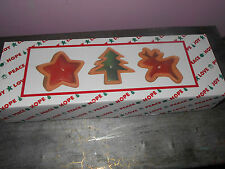 "House of Lloyd Christmas Shapes of the Season Votives ""Around the World"" New"