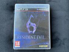 Resident Evil 6 - Jeu PS3 Complet