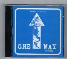(IK627) Levellers, One Way - '98 Mix - 1998 DJ CD