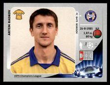 Panini Liga de Campeones 2012-2013 Artem Radkov FC Bate Borisov no. 431