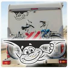 Schildkröte Sticker Auto Aufkleber Wohnmobil WOMO Hetz mich nicht WoMo051