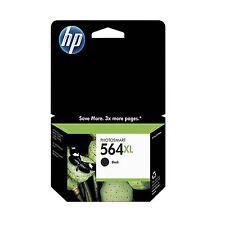 New GENUINE Black CN321WN HP 564XL 564 XL Printer Ink Cartridge