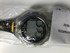 Third Level Digital Sport Watch Wristwatch Water Resistant NEW 3rd Level Cold Lt