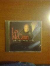 LES McCANN - ON THE SOUL SIDE - CD