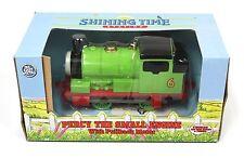 "Ertl 4140 Thomas The Tank Engine Percy Pull Back 6"" Long 1:32 MIB Diecast 1992"