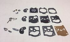 OEM Walbro Carb Kit HomeLite 330 Carburetor Overhaul Rebuild Repair K10-WAT NEW