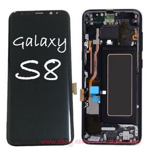 SM-G950U G950 W F FD Samsung Galaxy S8 LCD Screen Digitizer Replacement Dot B