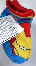 5 Pares Infantil Calcetines Disney Marvel Vengadores Multicolor No Show Talla