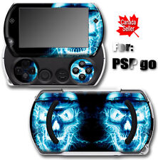 Death Skull Capitan SKIN STICKER COVER for SONY PSP Go