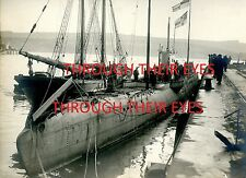 DVD SCANS OF  ORIGINAL WW1 & WW2 U-BOAT U-BOOT PHOTOS PLUS ITALIAN WW2 SUBS