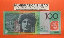 AUSTRALIA 100 DOLLARS 1996 UNC POLYMER Pick 55A BANKNOTE Dolares Billete SC