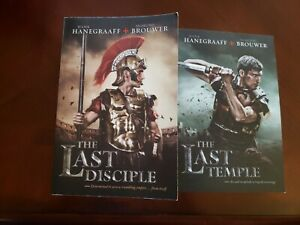 The Last Disciple/The Last Temple (Hanegraaff/Brouwer)