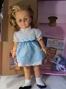 "1998 Mattel Classics Reproduction of 1960 VTG ""Chatty Cathy Talking Doll"" EUC"
